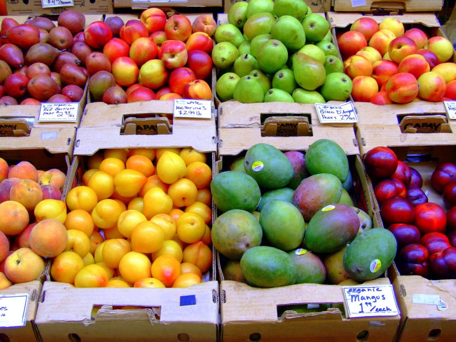 Buy Fruit That's in Season as It Tends to Be Less Expensive