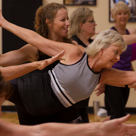 Balance your spirit mind and body with one of our yoga classes